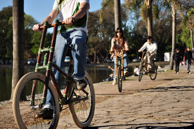 Buenos Aires by bicycle