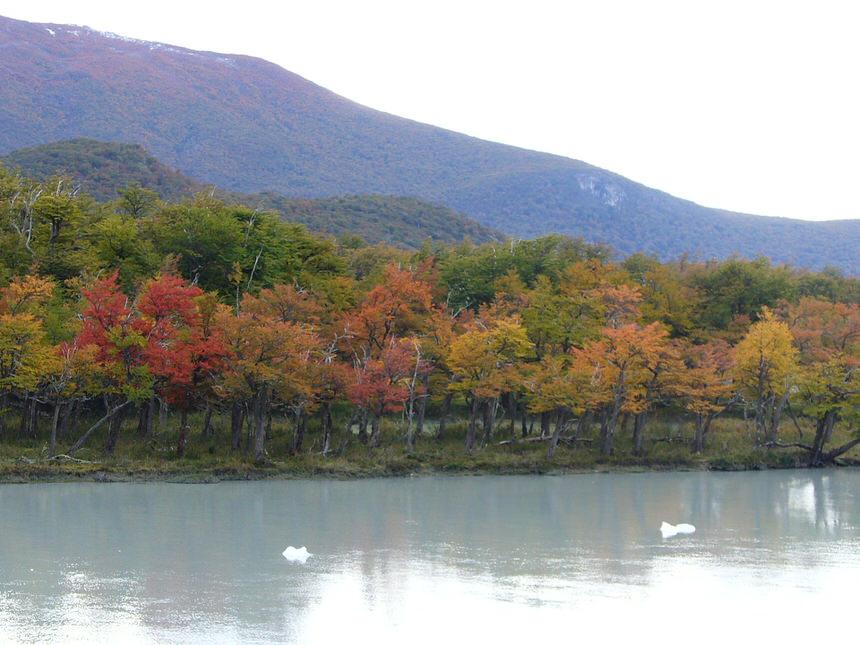 5 destinos para viajar en otoño en Argentina